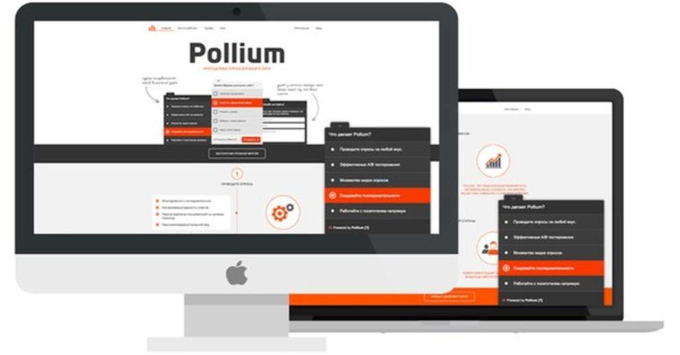 Pollium / Проект компании Cantharis Studio